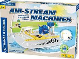 Thames & Kosmos Air Stream Machines
