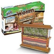Worm Farm by Tedco Toys