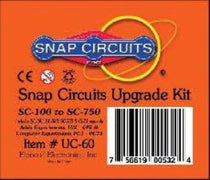 Snap Circuits Upgrade Kit SC-100 to SC-750