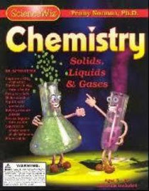 ScienceWiz Chemistry Experiments Kit and Book - 35 Experiments, Chemistry