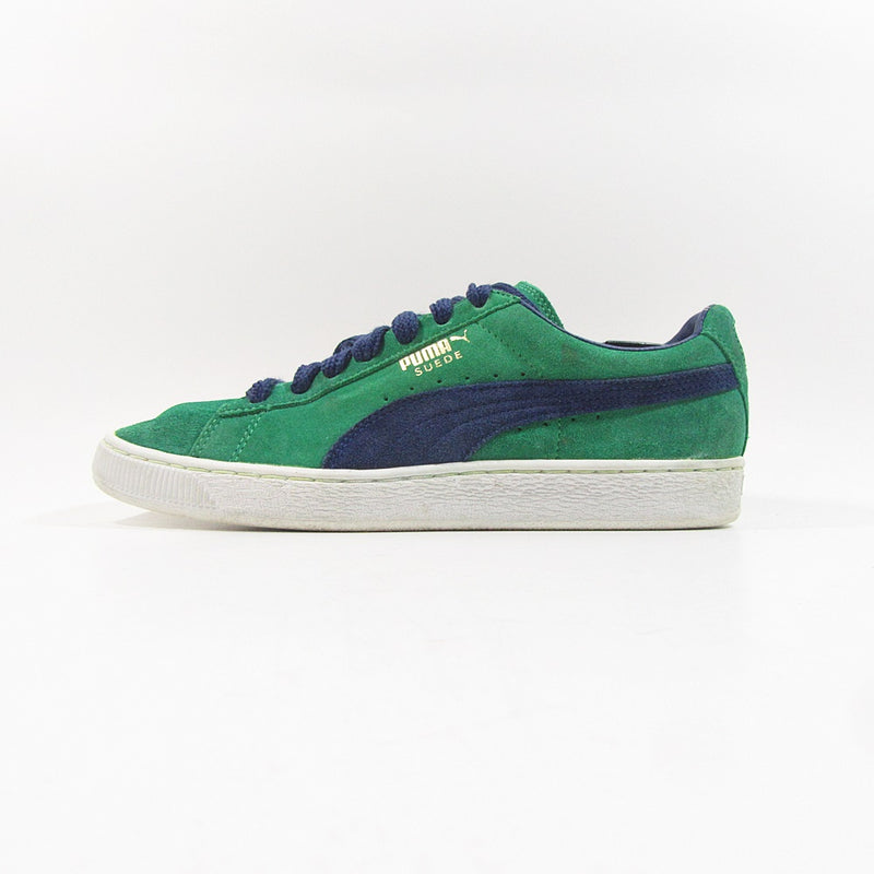 detailed look 24593 2c547 PUMA Suede