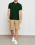 KAYLECT - Classic Pique Army Green Polo Shirt