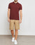KAYLECT - Classic Pique Maroon Polo Shirt