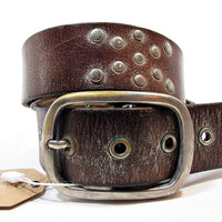 EUROPEAN BRAND - Leather Belt - Khazanay