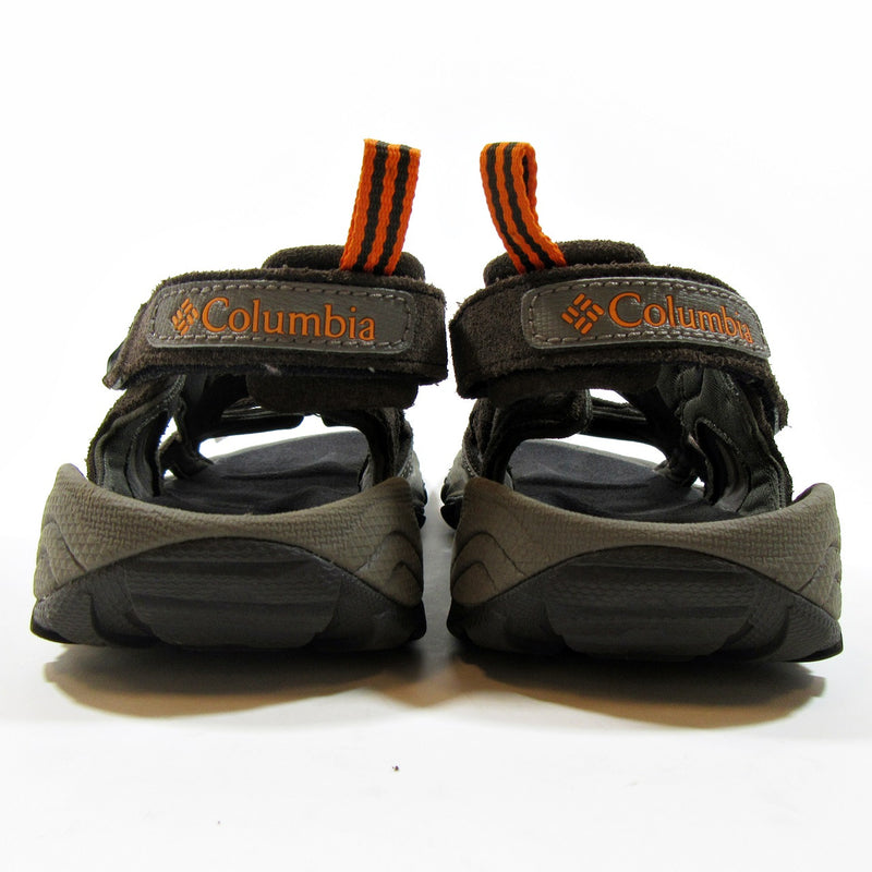 84a81eaa2db COLUMBIA - Men S Ridge Venture Bungee Cord Wood Violet Sandal