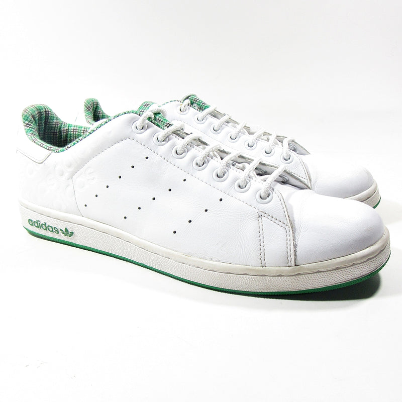 1f751dd4767000 ... white green trainers sizes 7 12.5 sneakers shoes ebay ea11d bbb9e  usa adidas  stan smith 78aa4 c769c