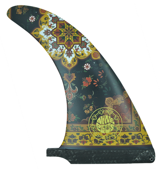 Magic Carpet Fin - Black