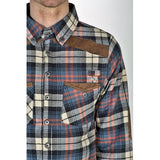 Fleece Lined Flannel Shirt - San Francisco
