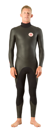NWS-RFS43 - Retro Fullsuit 4/3mm (without nylon underarm)