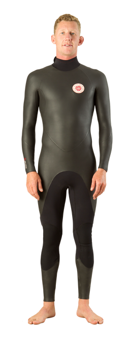 NWS-RFS43 | Retro Fullsuit 4/3mm (without nylon underarm)