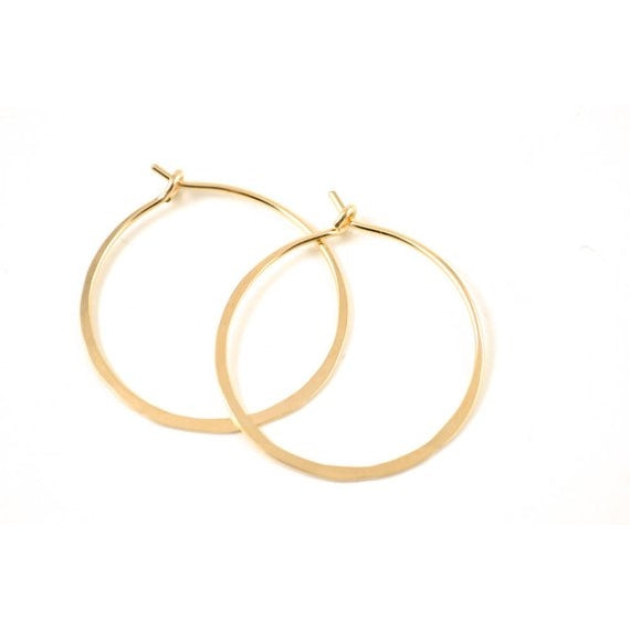 Simple Hoop Vibes Earrings