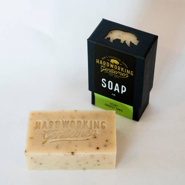 The Forest Tonic Soap