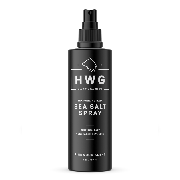 Texturizing Hair Sea Salt Spray