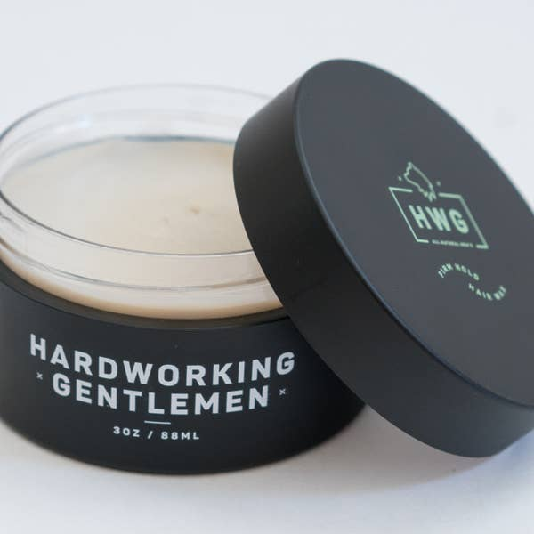 The Firm Hold Hair Wax