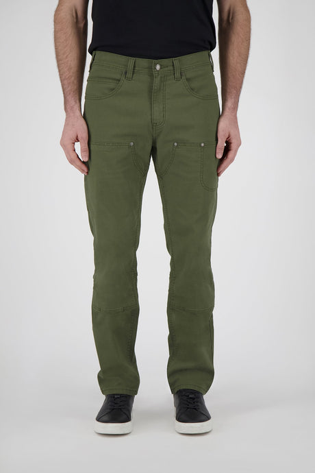 DEVIL-DOG Dungarees - The Carpenter Fit - Military Olive