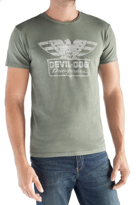 The DEVIL-DOG Eagle Tee