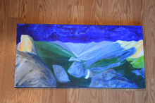 """Glacier Point Dream"" Painting"