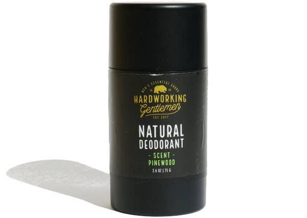 The Natural Pinewood Deodorant