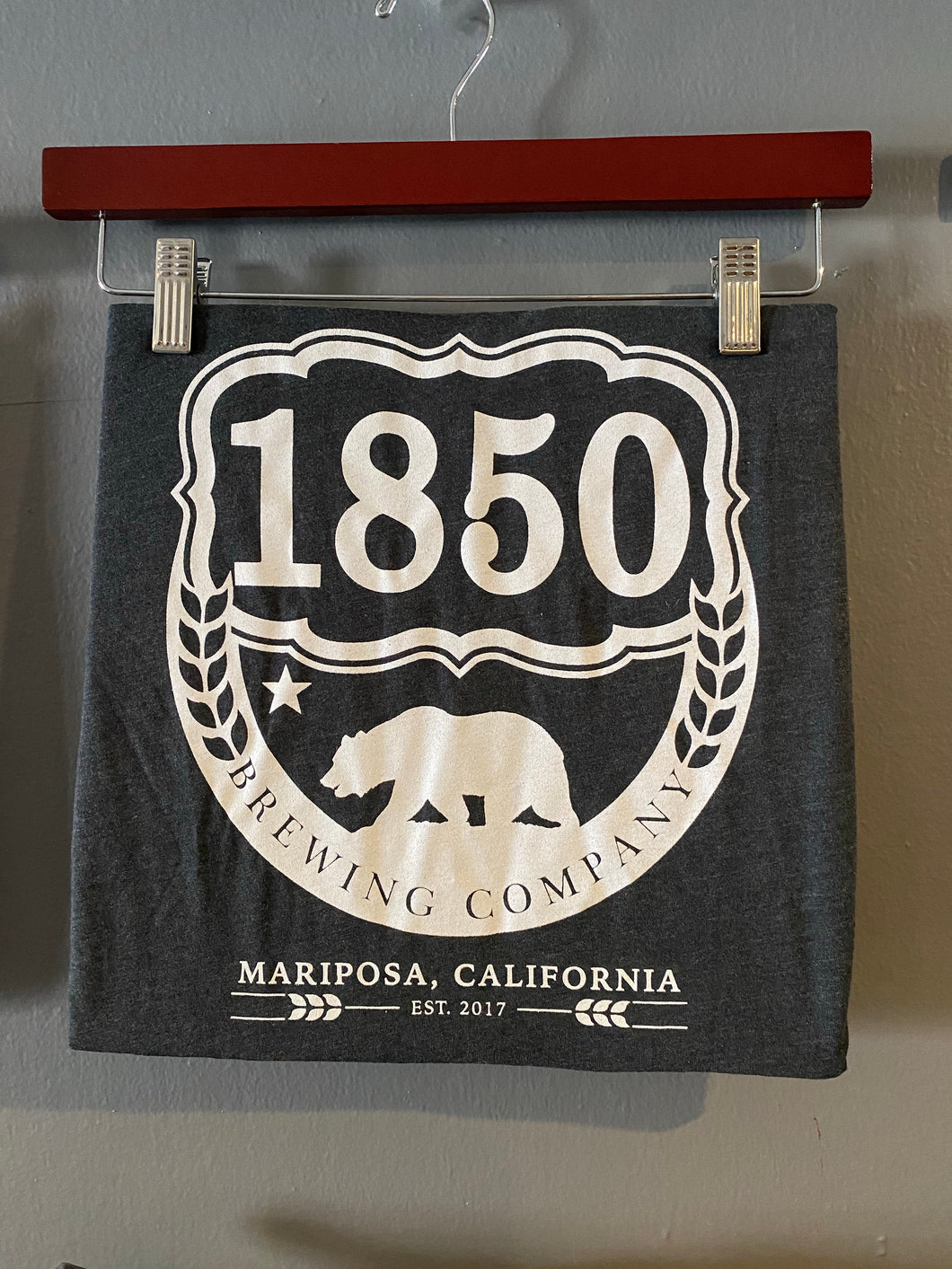 The 1850 Brewing Tee