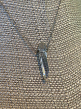 Quartz Crystal Simple Necklace