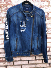 "Lee's ""Infidel"" Denim Jacket"
