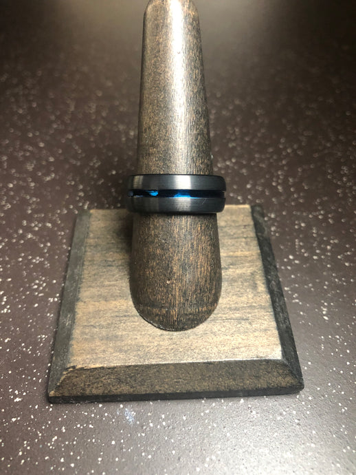 The Tungsten 316 Ring
