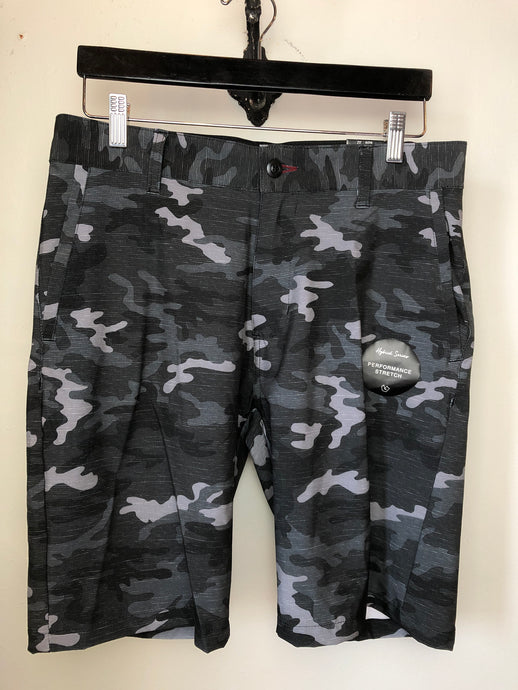 The Camo Land + Sea Short