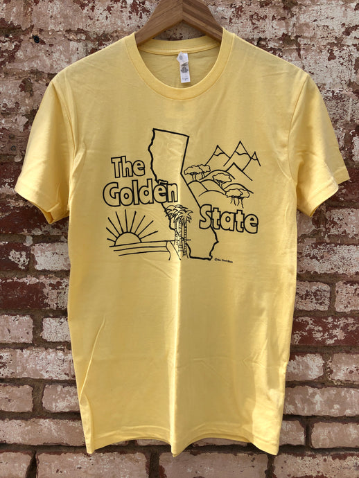 The Golden State T-Shirt