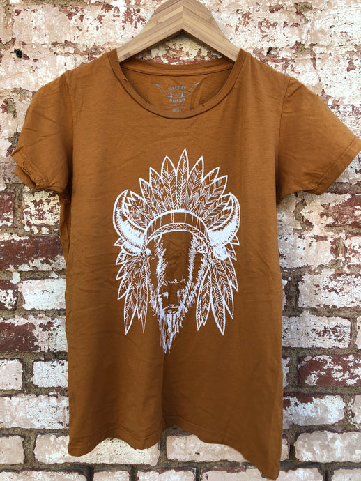 Bison Chief Tee