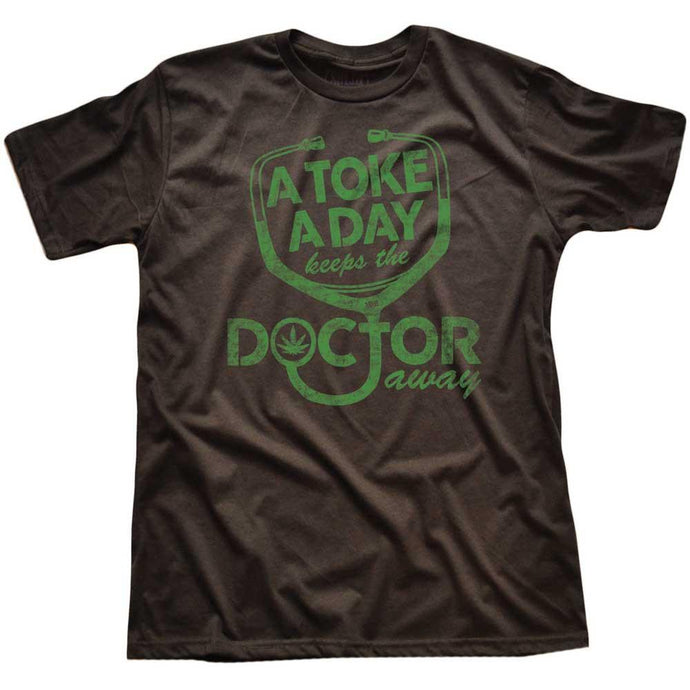 The A Toke A Day Tee