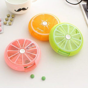 Fruity Supplement Case