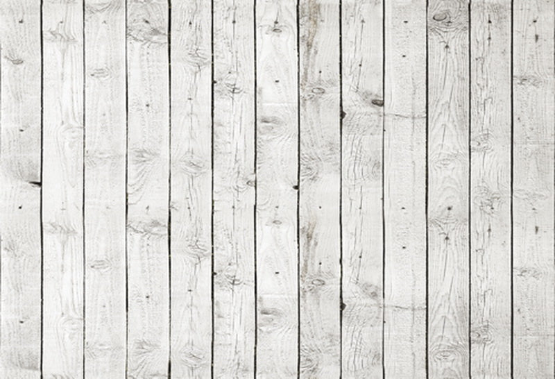 White Wooden Table Photo Backdrop