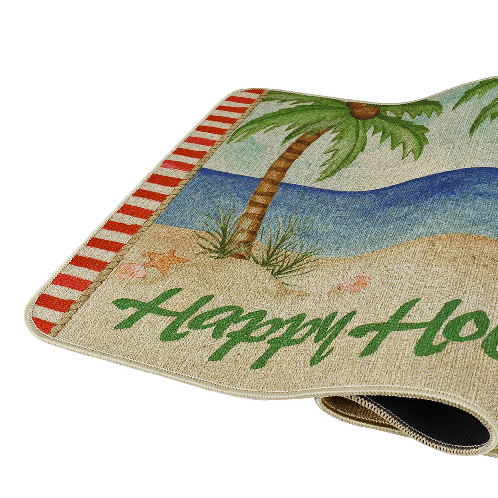 Doormat Happy Holidays