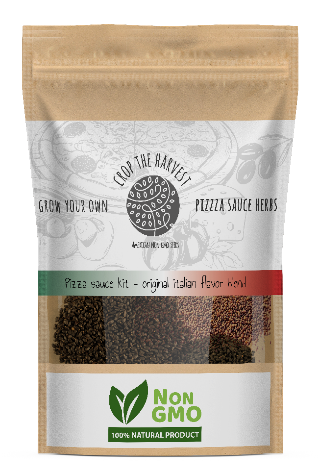 Pizza Sauce Seed Kit