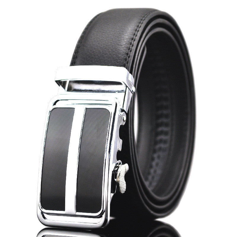 2016 New Men Belt For Jeans Luxury Belt Real Cowskin Leather Automatic Buckle Belt Strap Mens Designer Belts military belt Q209 - 10MINUS: Online Shopping Destination with High-Quality