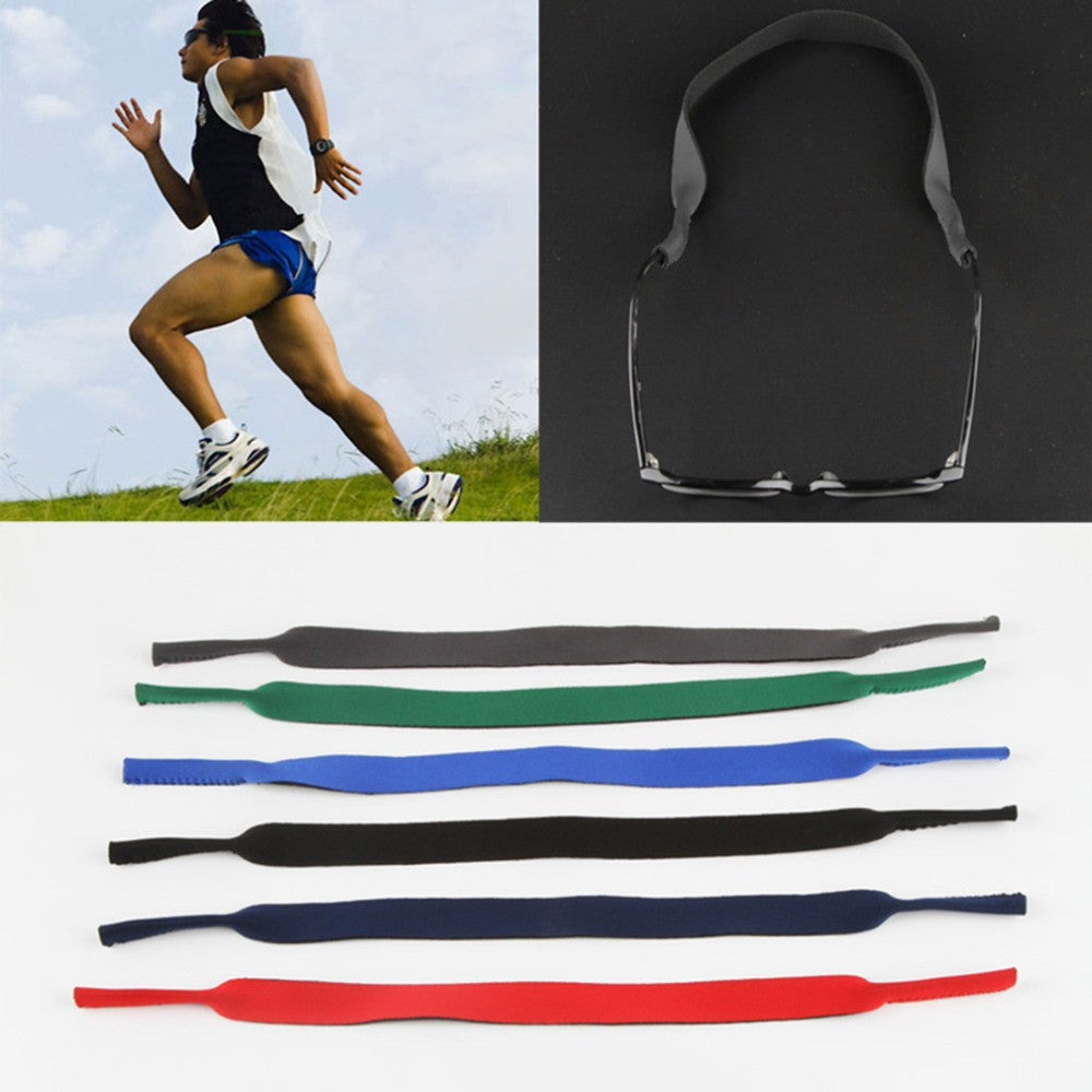 100% Brand New Spectacle Glasses Sunglasses Neoprene Stretchy Sports Band Strap Cord Holder - 10MINUS: Online Shopping Destination with High-Quality