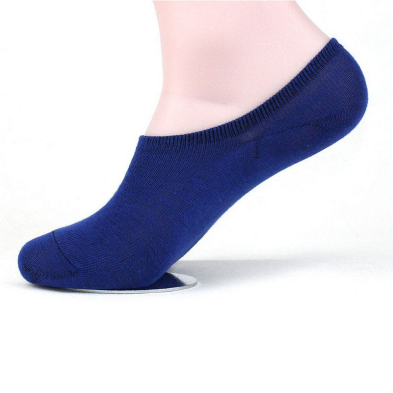 2 Style Men Socks Solid Crew Ankle Low Cut Color Casual Cotton Socks 6475 - 10MINUS: Online Shopping Destination with High-Quality