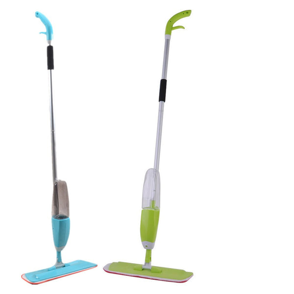 2 Colors Multifunction Durable Environmental Water Home Used Spray Mop For Various Kinds Of Floor Household Floor Cleaning Tools - Best price in 10minus