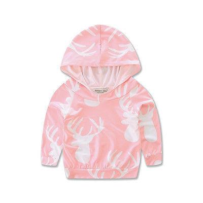 2016 Autumn style infant clothes baby clothing sets 2pcs Newborn  Baby Girls Clothes T-shirt Hoodie+Pants Outfits Set - 10MINUS: Online Shopping Destination with High-Quality