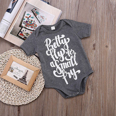 10 minus 2016 Hot Baby Boy Girls Casual Romper Gray Color Letter Printed Jumpsuit Clothes Outfits 0-24M 2016 Hot Baby Boy Girls Casual Romper Gray Color Letter Printed Jumpsuit Clothes Outfits 0-24M 2016 Hot Baby Boy Girls Casual Romper Gray Color Letter Printed Jumpsuit Clothes Outfits 0-24M