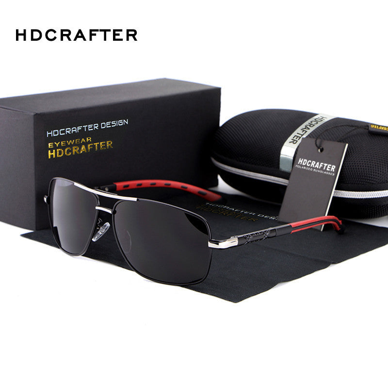 2016 Hot Sale Fashion Polarized Outdoor Sports Men Sunglasses Brand Designer with High Quality 3 Colors Free Shipping - 10MINUS: Online Shopping Destination with High-Quality