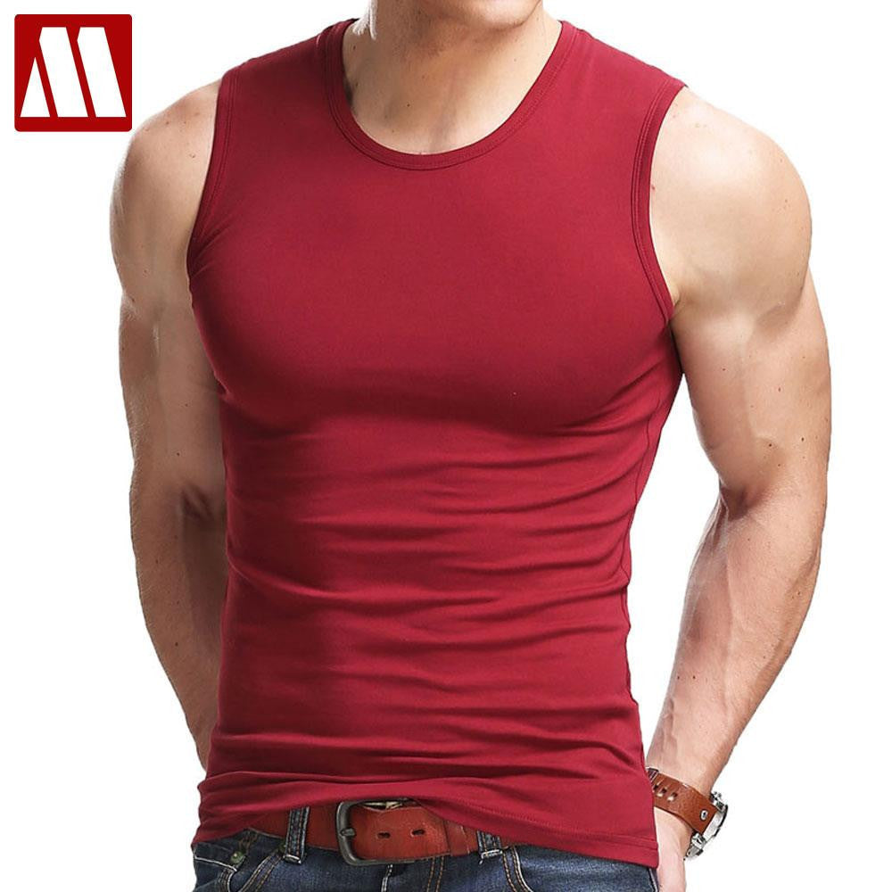2016 Men Boy Body Compression Base Layer Sleeveless Summer Vest Thermal Under Top Tees Tank Tops Fitness Tights High Flexibility - 10MINUS: Online Shopping Destination with High-Quality