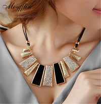 Statement Necklaces & Pendants Collier Femme For Women Fashion Boho Colar Vintage Maxi Accessories Jewelry Bijoux Christmas Gift - Best price in 10minus