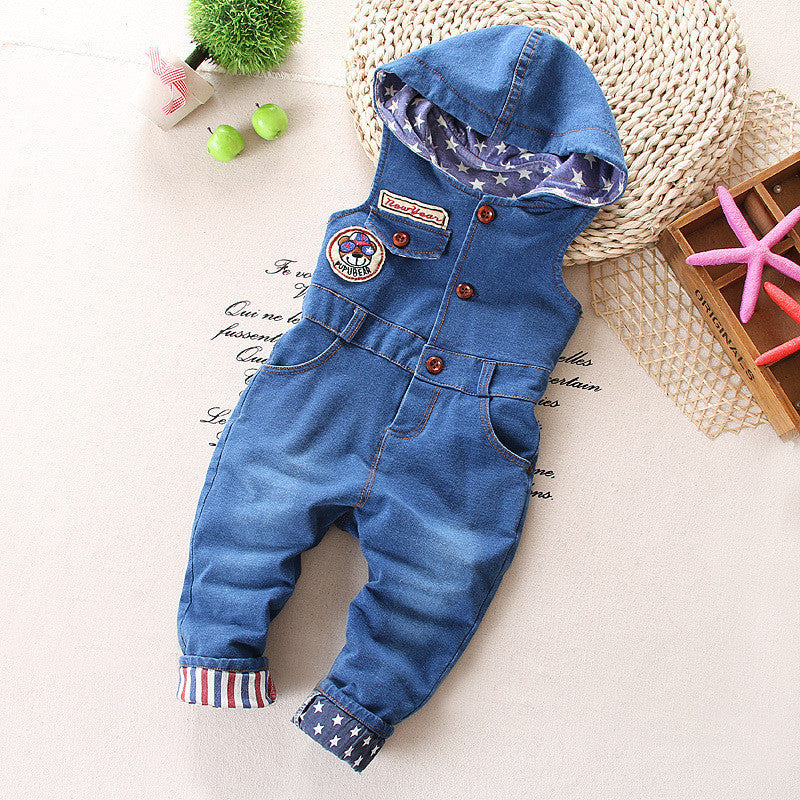 76eb05fa6 10-minus-autumn-spring-bear-baby-denim-overalls-boy-s-girl-s-jumpsuit-brand- kids-bib-pants-children-s-hooded-trousers-babies-rompers-autumn-spring-bear- baby ...