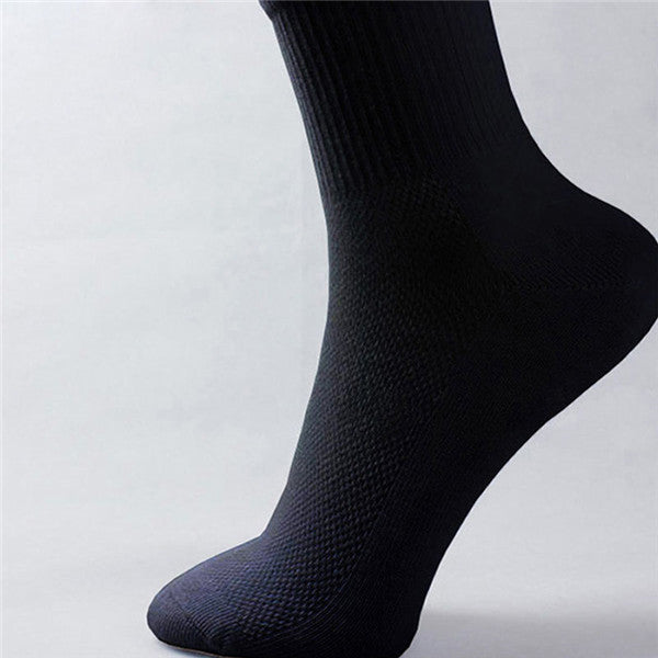 1 pair high quality man socks male high cotton men sock pure color business style autumn 2016 hot wholse Japan man's - 10MINUS: Online Shopping Destination with High-Quality