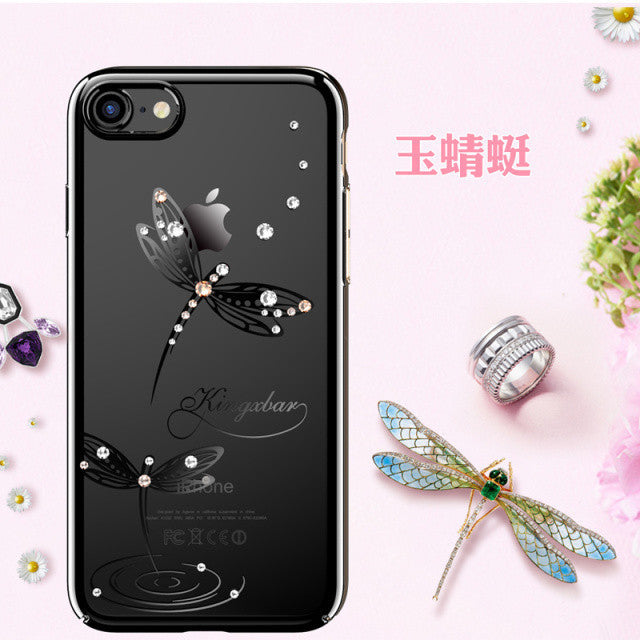 10 MINUS black 10 1 / For iPhone 7 Original Kingxbar High Quality Electroplated PC With Crystals from Swarovski Rhinestone Case Cover For Apple iPhone 7 / 7 Plus Original Kingxbar High Quality Electroplated PC With Crystals from Swarovski Rhinestone Case Cover For Apple iPhone 7 / 7 Plus Original Kingxbar High Quality Electroplated PC With Crystals from Swarovski Rhinestone Case Cover For Apple iPhone 7 / 7 Plus black 10 1 / For iPhone 7