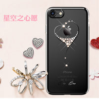 10 MINUS black 10 / For iPhone 7 Original Kingxbar High Quality Electroplated PC With Crystals from Swarovski Rhinestone Case Cover For Apple iPhone 7 / 7 Plus Original Kingxbar High Quality Electroplated PC With Crystals from Swarovski Rhinestone Case Cover For Apple iPhone 7 / 7 Plus Original Kingxbar High Quality Electroplated PC With Crystals from Swarovski Rhinestone Case Cover For Apple iPhone 7 / 7 Plus black 10 / For iPhone 7