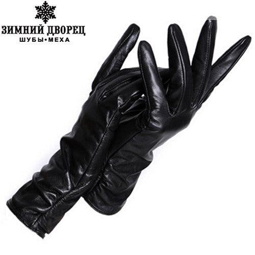 2016 fashion leather gloves, multiple Colour,Genuine Leather,winter gloves,women leather gloves,winter gloves women - 10MINUS: Online Shopping Destination with High-Quality