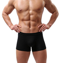 New Sexy Men Underwear 2016 Fashion uUnderwear Men Boxer Shorts Bulge Pouch Soft Underpants Boxers - 10MINUS: Online Shopping Destination with High-Quality