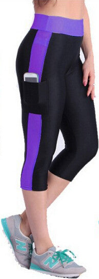 2016 Hot Fitness Women  Tights Women Trousers Pants Calzas Deportivas Mujer Free Shipping - 10MINUS: Online Shopping Destination with High-Quality
